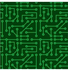 Electronic seamless texture vector