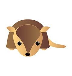 Isolated cute animal vector