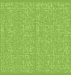 green sack fabric textile seamless pattern vector image vector image