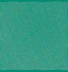 green halftone texture vector image