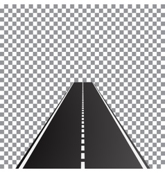 Perspective dual vector