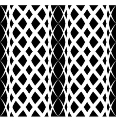 Arabic seamless pattern with wave 5 vector image vector image