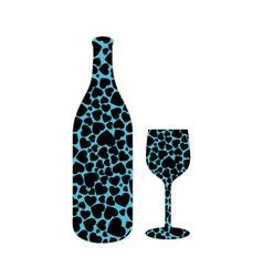 Beverage logo vector image