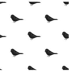 parus icon in black style isolated on white vector image
