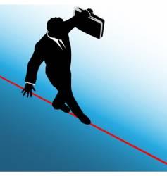business men vector image vector image