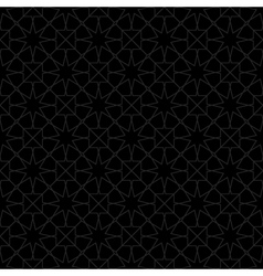 Seamless background with traditional ornament vector image vector image