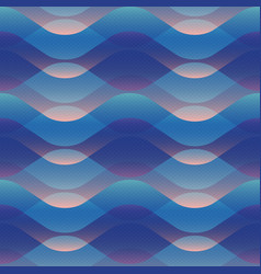 abstract wave pattern vector image