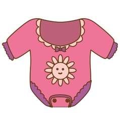 Baby shower icon image vector