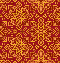 Beautiful oriental pattern vector