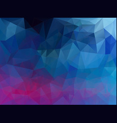 dark red blue pattern vector image