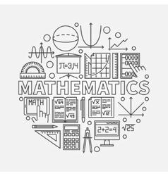 Mathematics round vector