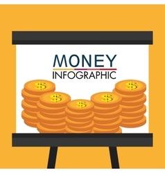 Money economy business and savings vector
