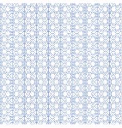 Openwork gray pattern vector