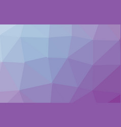Dark purple pink low poly crystal background vector
