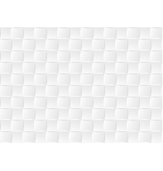 White ceramic tiles seamless texture abstract vector
