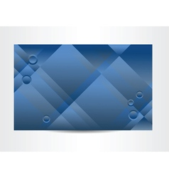 background horizontal blue vector image vector image