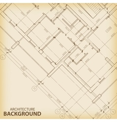 Architecture background 4 vector image