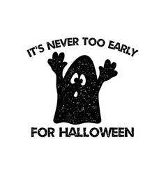 Halloween graphic print for t shirt costumes and vector