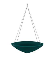 Round hammock for kids vector