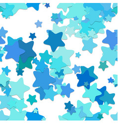 Seamless star background pattern - design from vector