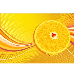modern juice vector image