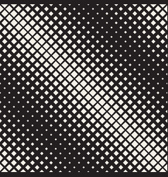 Stylish minimalistic halftone grid vector