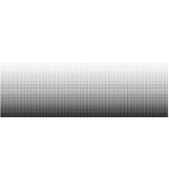 halftone gradient half tone vector image vector image