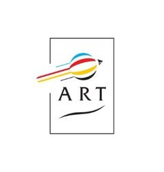 Arts sign vector image