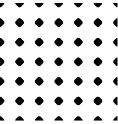 Polka dot seamless pattern backdrop with circles vector