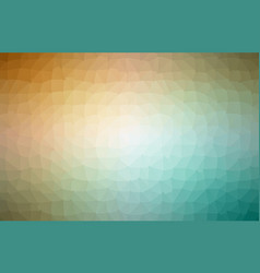 Polygonal background with irregular tessellations vector