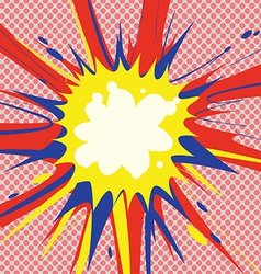 Comic effect11 vector image