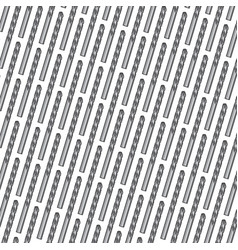 background pattern with drill bit vector image vector image