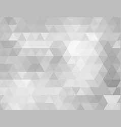 abstract retro pattern of geometric shapes vector image