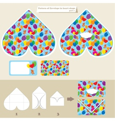 Envelope baloons 380 vector