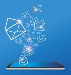 Sending E-mail vector