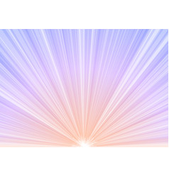 Abstract aura stripe explode background vector