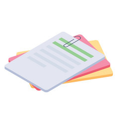 Office files vector