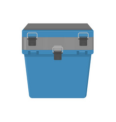 Tackle box vector
