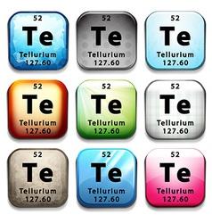 Tellurium vector