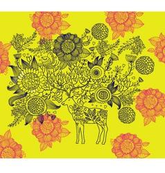 Wallpaper sketch vector