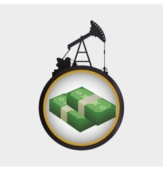 Pretroleum design price icon oil concept vector