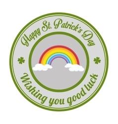 Saint patrick day celebration vector