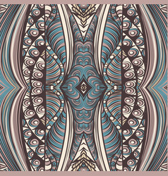 background or wallpaper pattern in zentagle vector image
