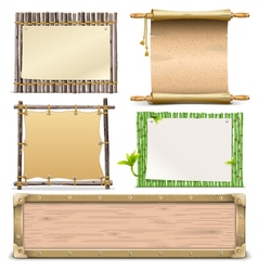 Boards Set 2 vector