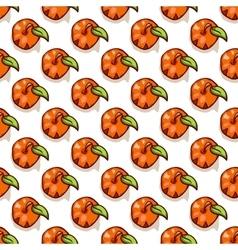 Halloween meal seamless pattern vector