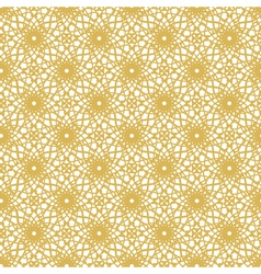 Seamless line pattern vector