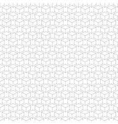 Seamless Modern Abstract Geometric Pattern Dot vector image