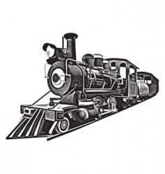 express engraving vector image vector image