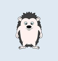 baby hendehoh cartoon vector image