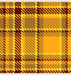 seamless checkered pattern vector image